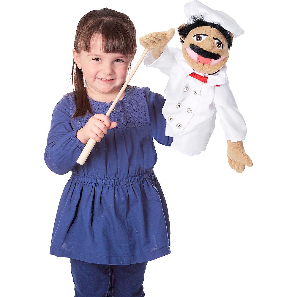 Melissa & Doug Chef Puppet Image #3