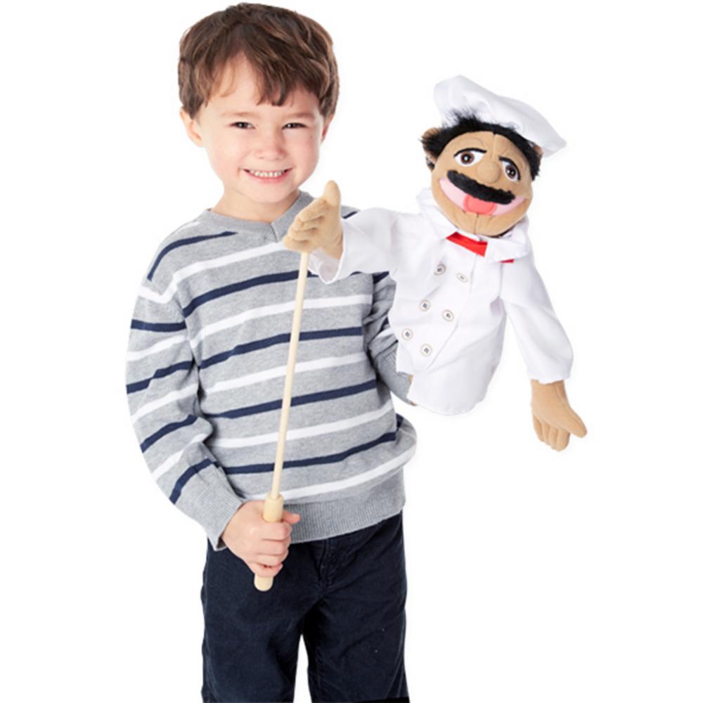 Melissa & Doug Chef Puppet Image #4