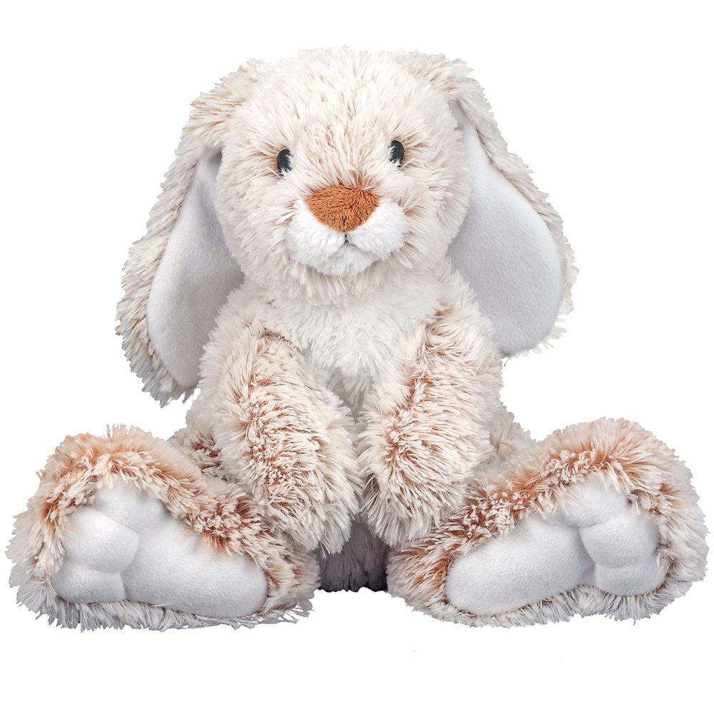 Nav Item for Melissa & Doug Burrow Bunny Rabbit Plush Image #1