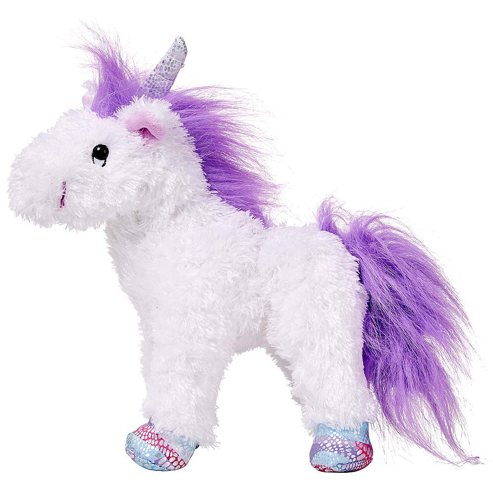 Melissa & Doug Misty Unicorn Plush Image #1
