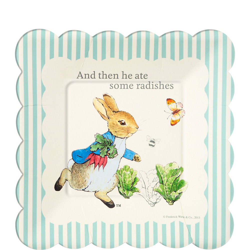 Peter Rabbit Party Kit for 16 Guests Image #2