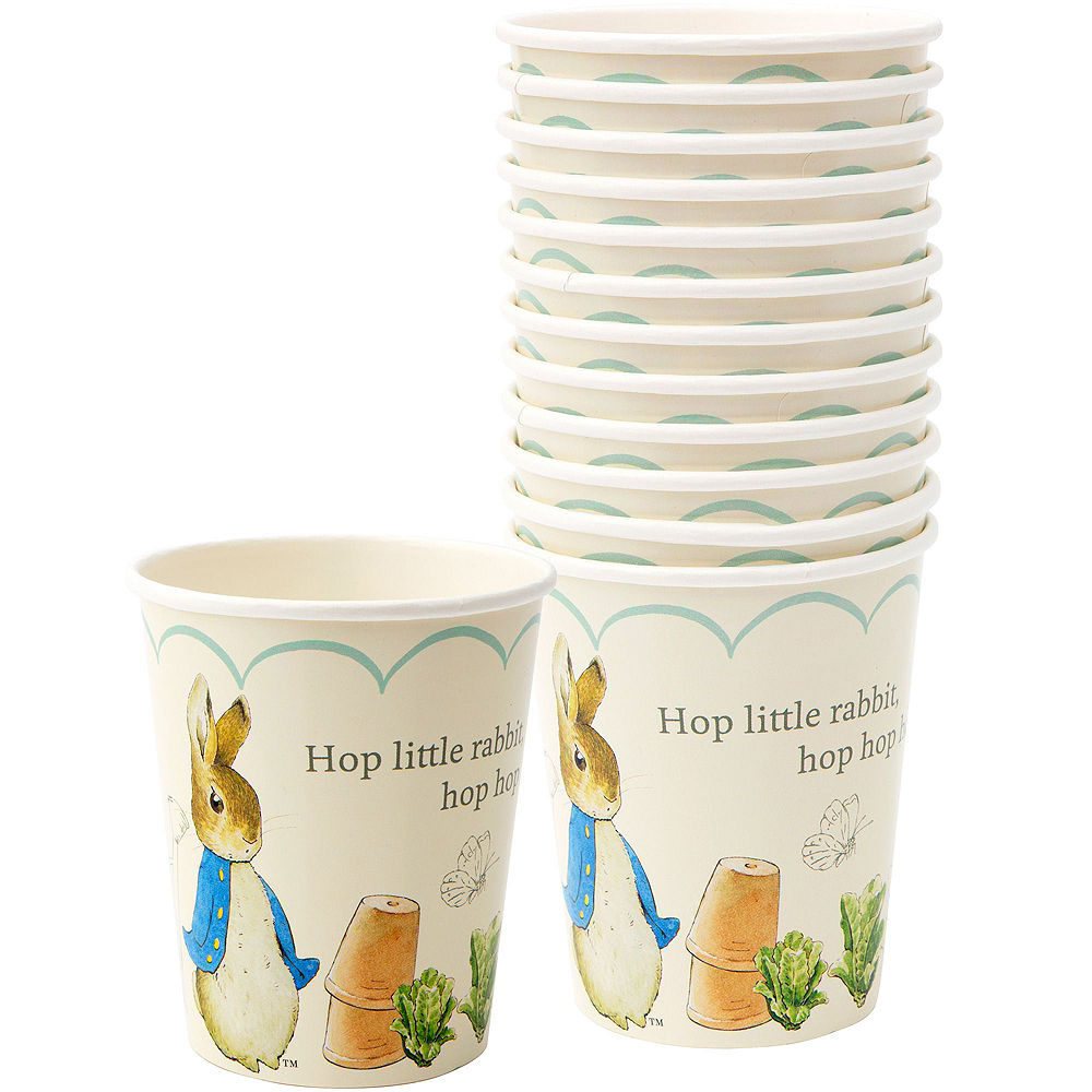 Peter Rabbit Party Kit for 16 Guests Image #8