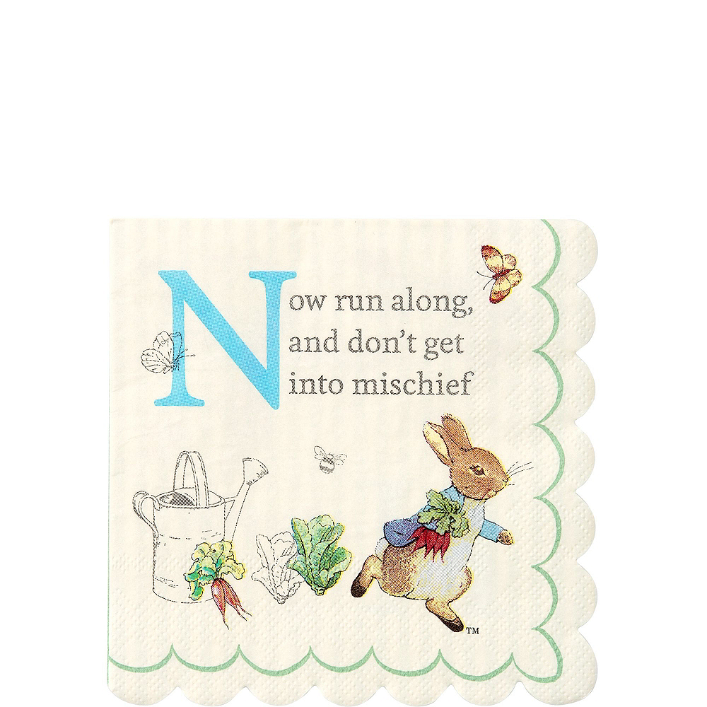 Peter Rabbit Party Kit for 32 Guests Image #6