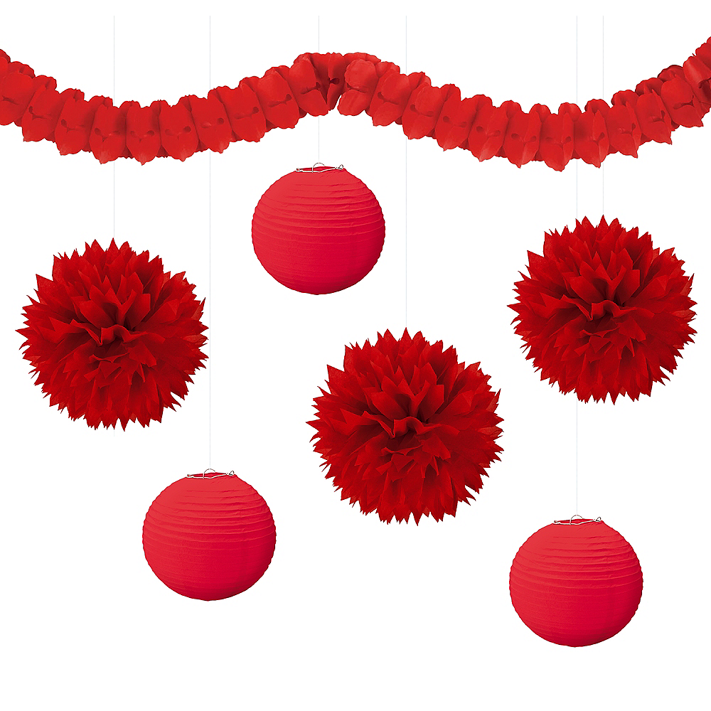 Red Decorating Kit Image #1