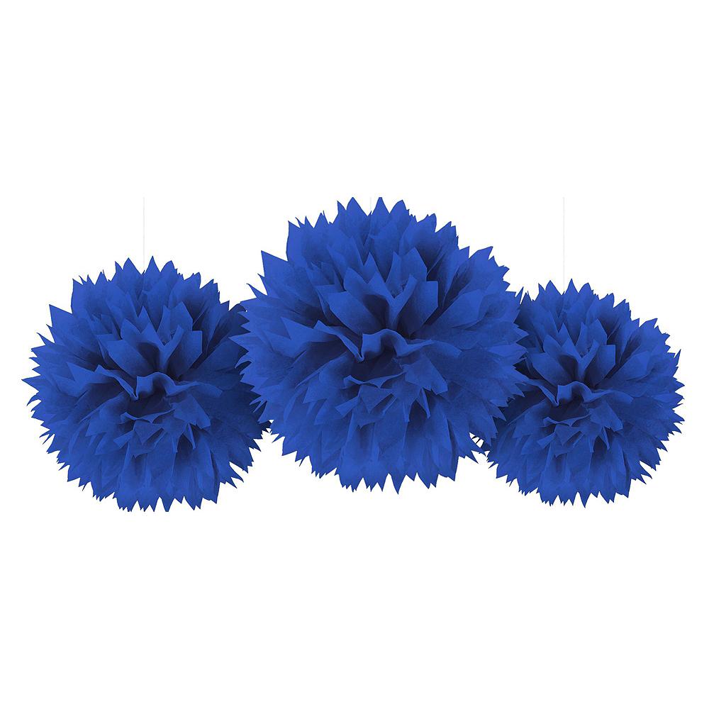 Royal Blue Decorating Kit Image #2