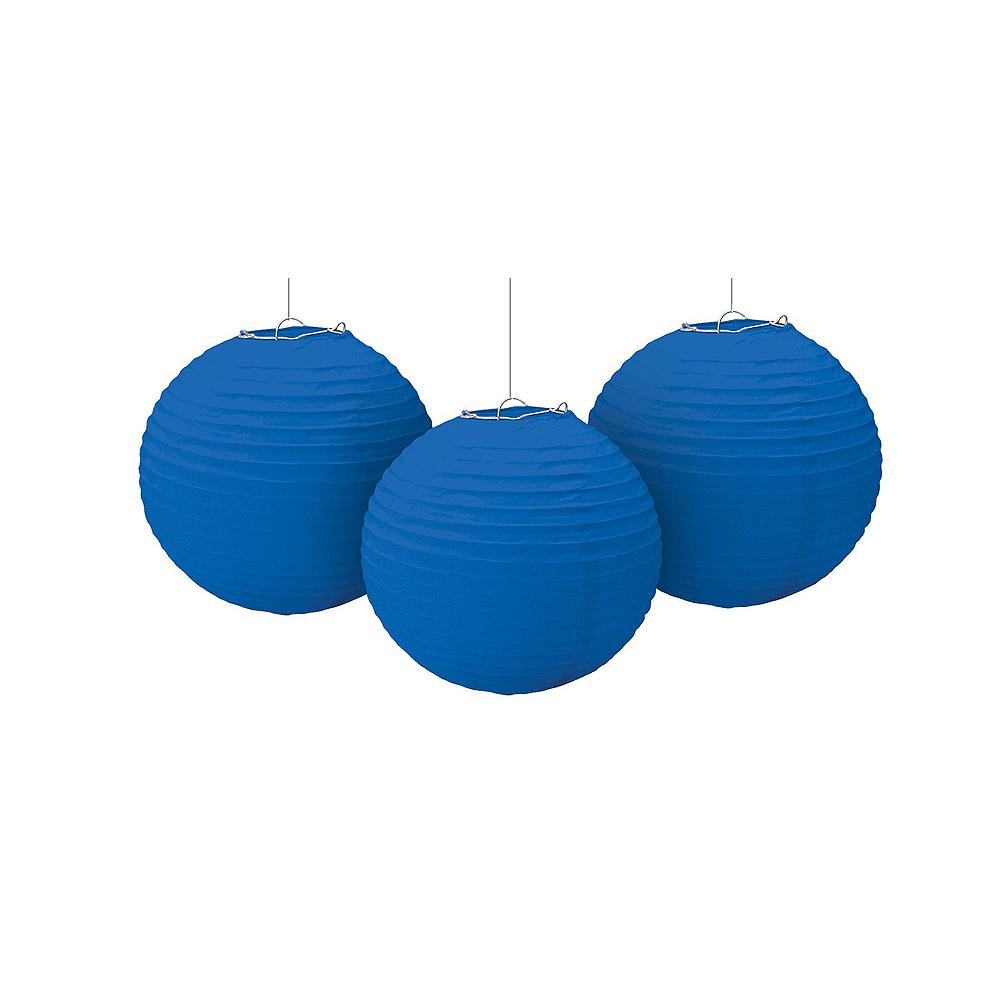Royal Blue Decorating Kit Image #4