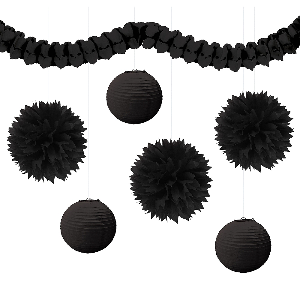 Black Decorating Kit Image #1