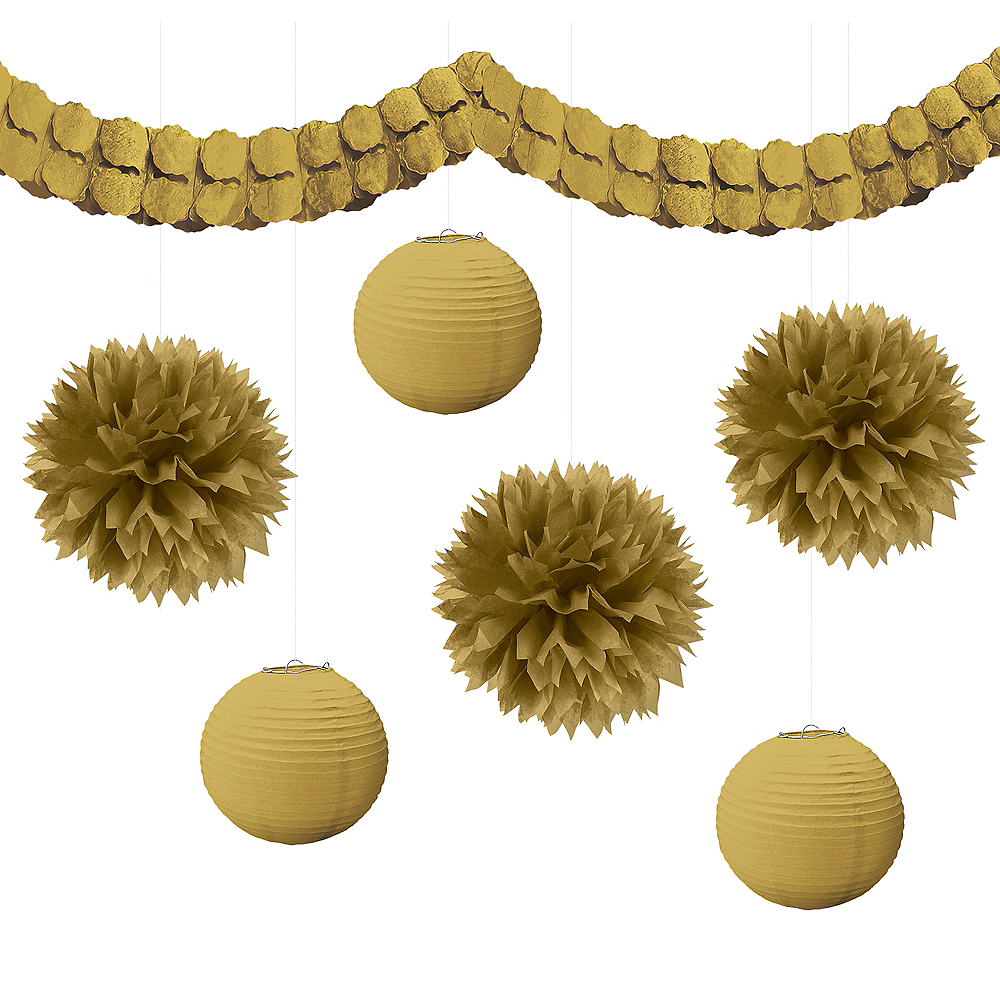 Gold Decorating Kit Image #1