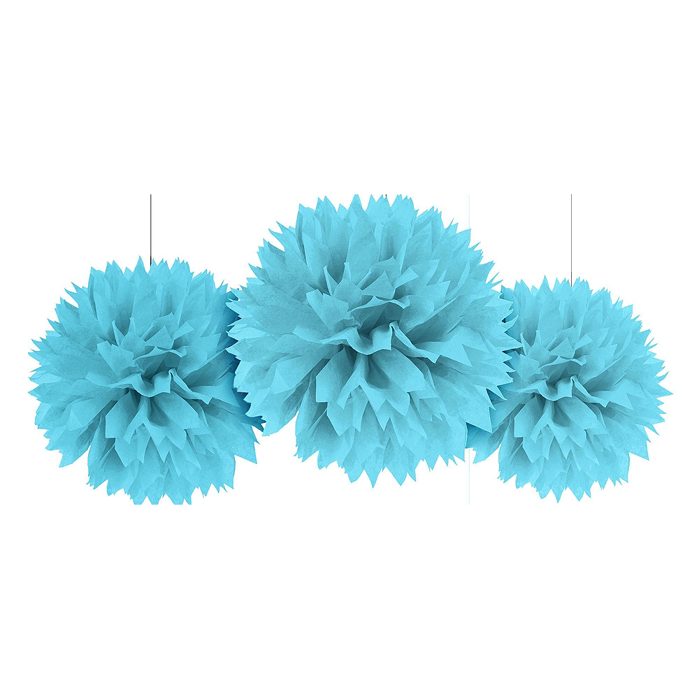 Caribbean Blue Decorating Kit Image #2