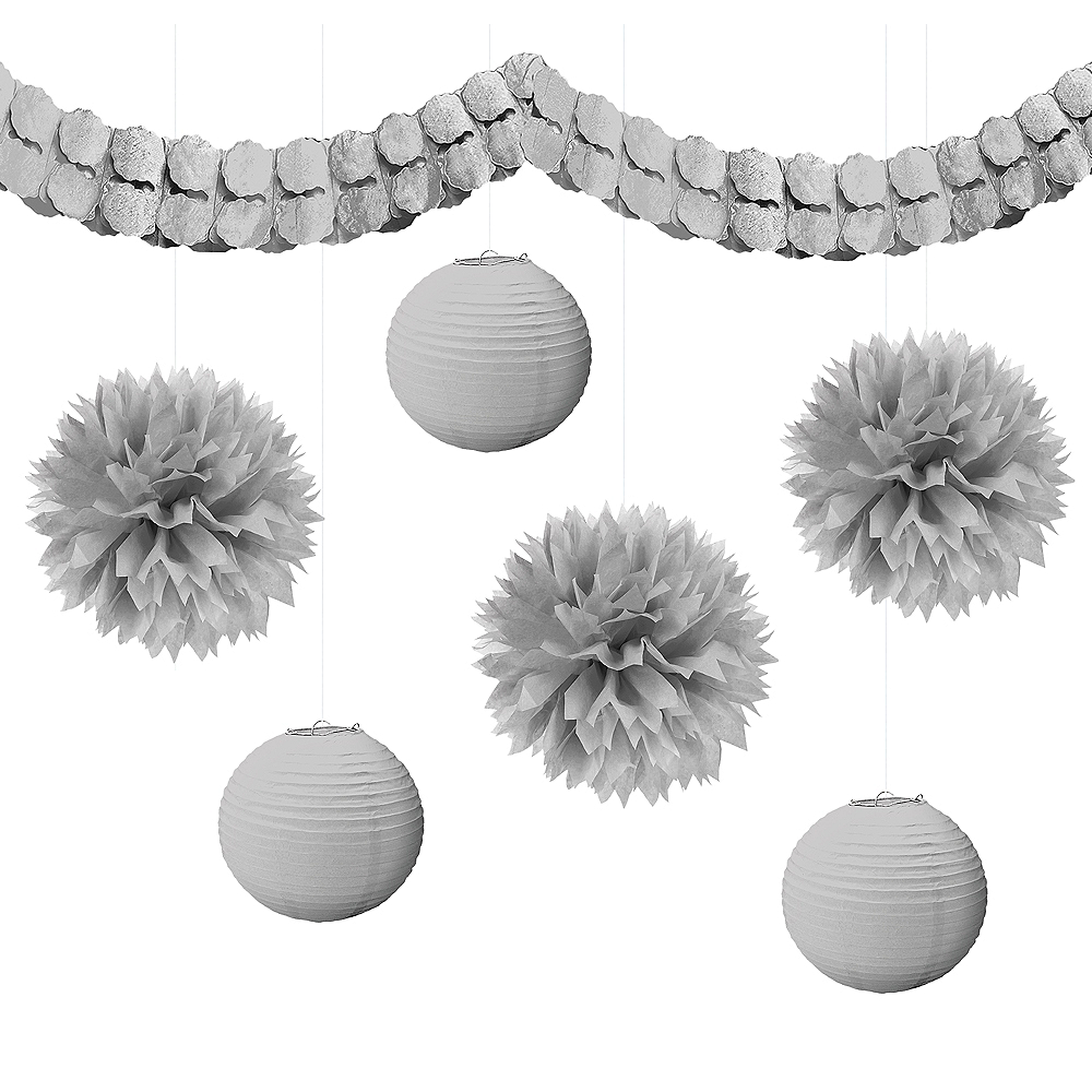 Silver Decorating Kit Image #1
