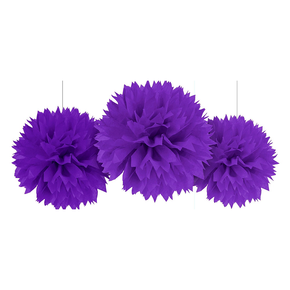 Purple Decorating Kit Image #2
