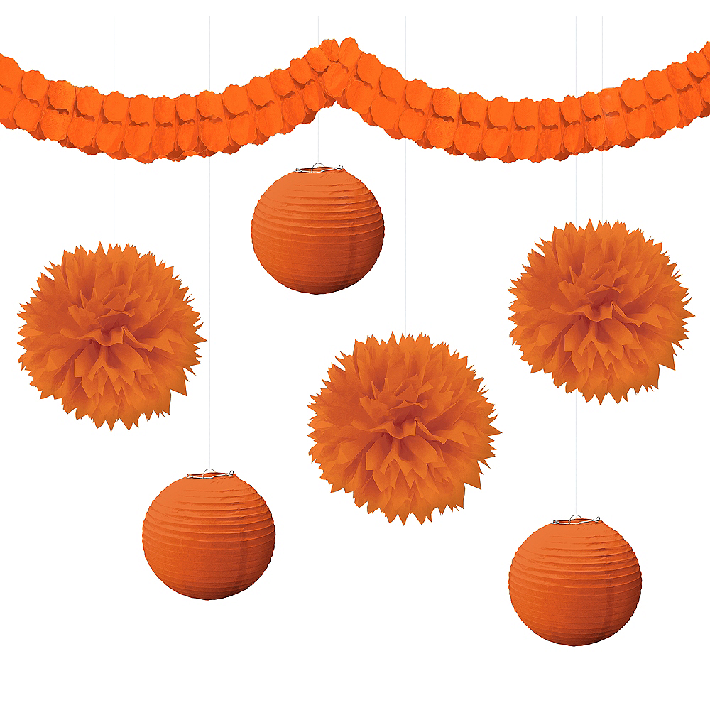 Orange Decorating Kit Image #1