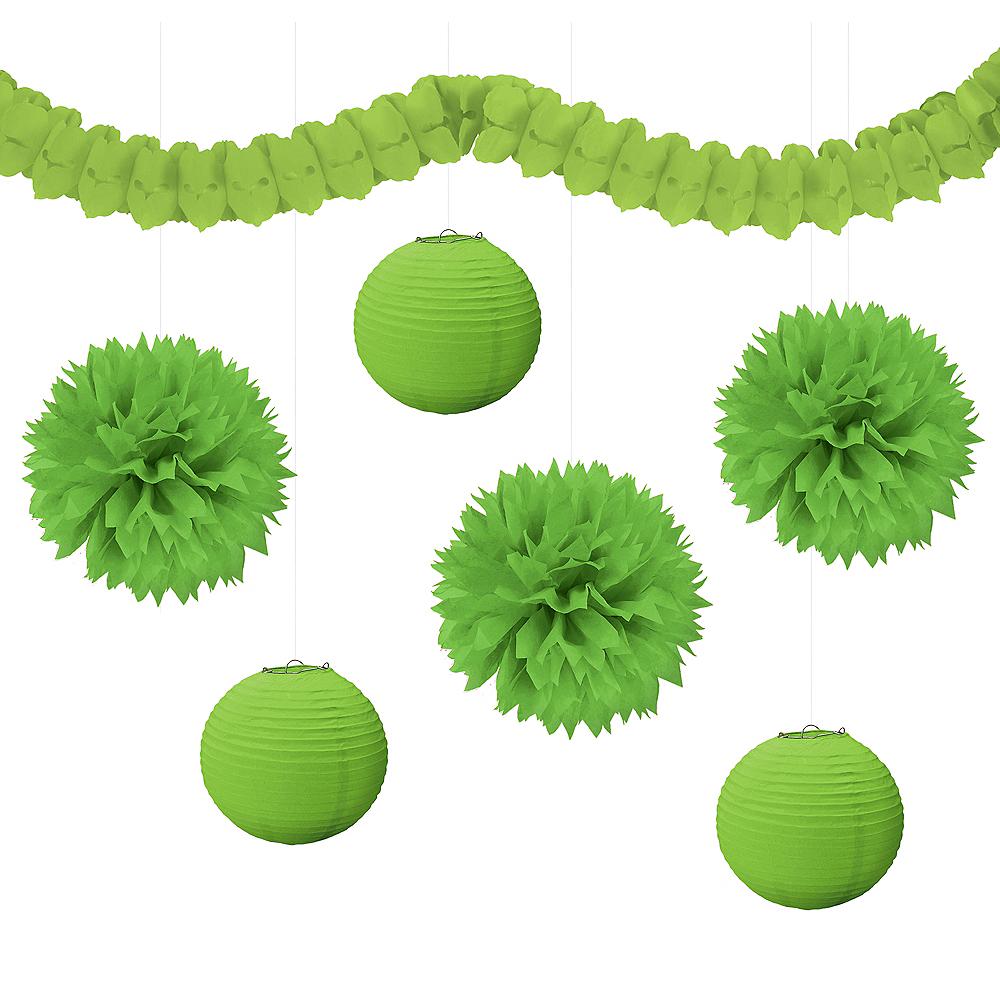Kiwi Green Decorating Kit Image #1