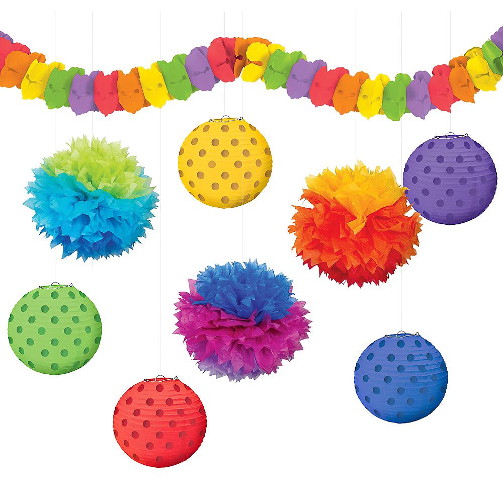 Rainbow Decorating Kit Image #1