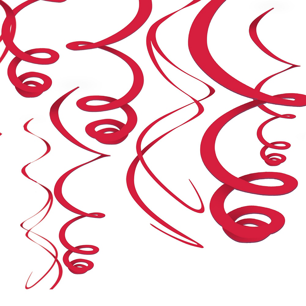 Super Red Decorating Kit Image #3