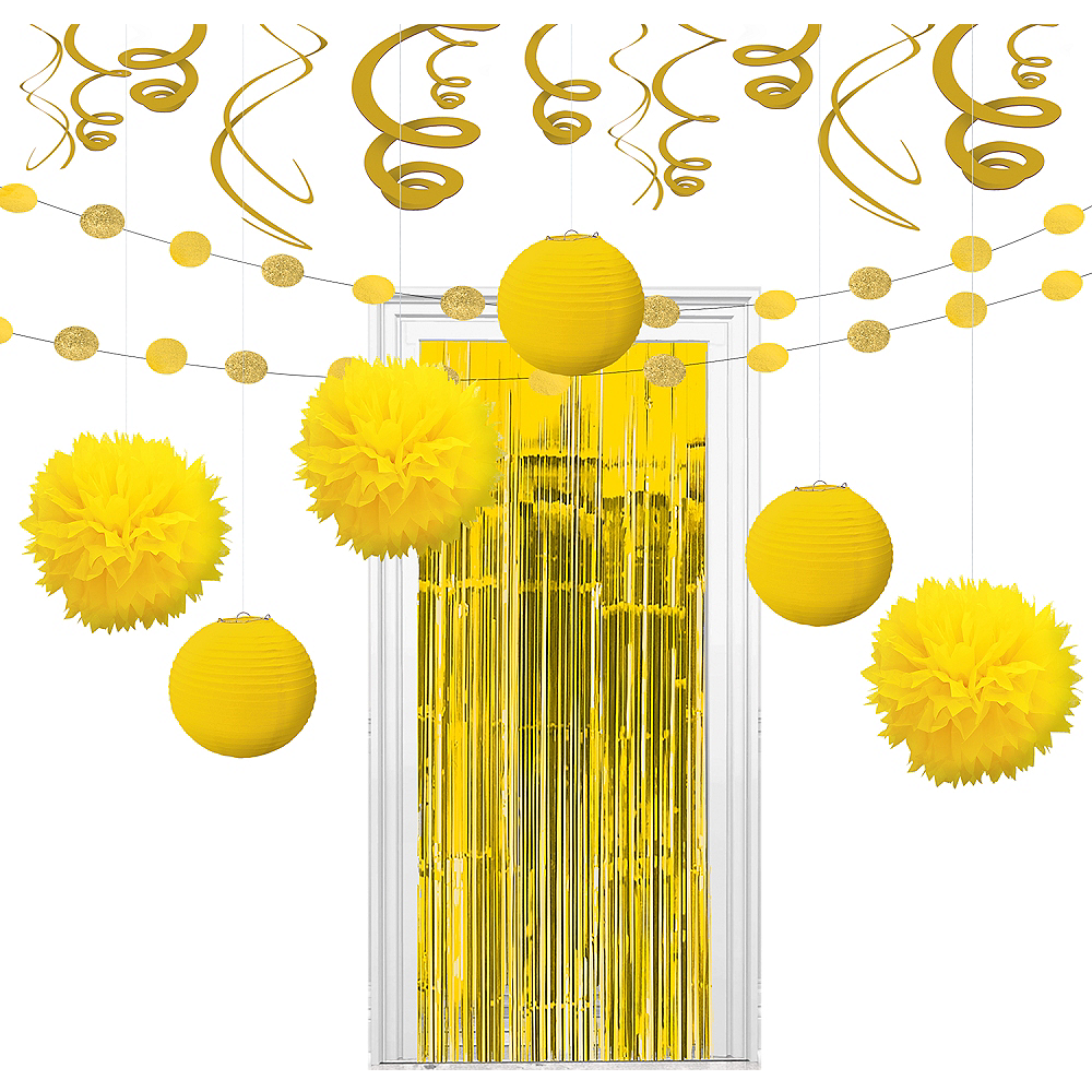 Super Yellow Decorating Kit Image #1