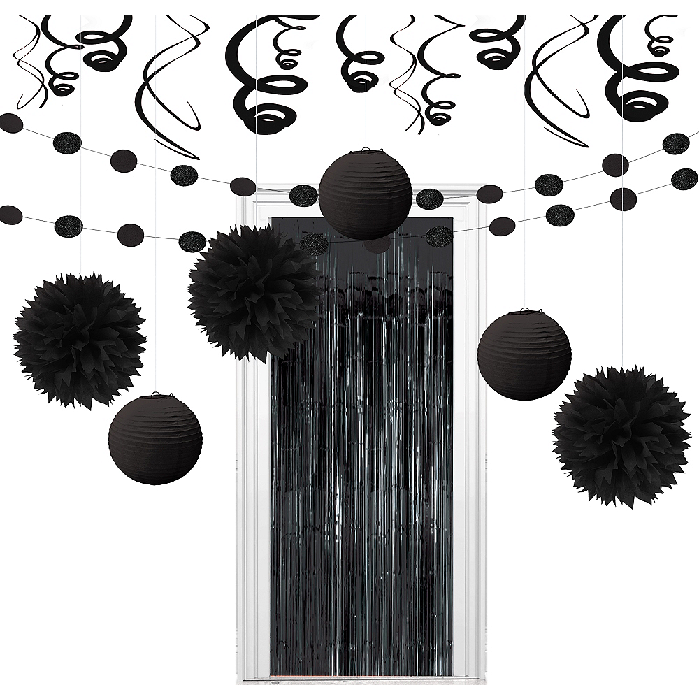 Super Black Decorating Kit Image #1