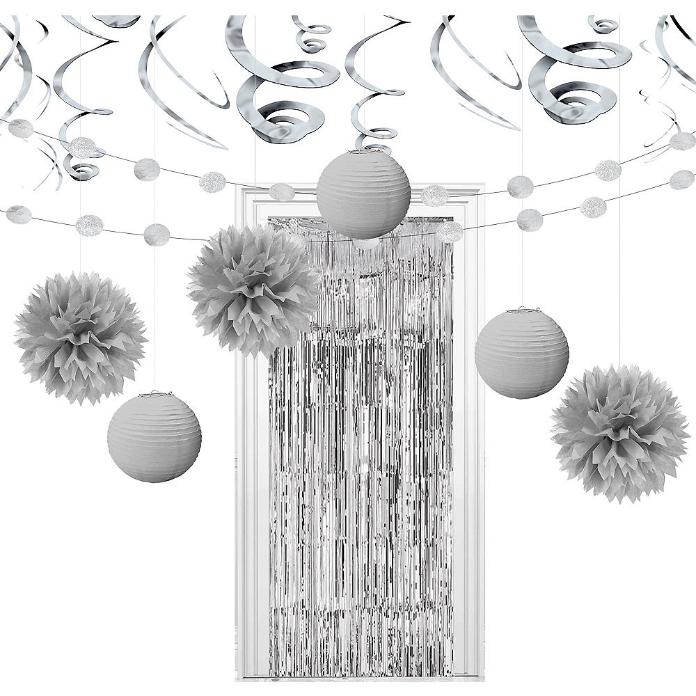 Super Silver Decorating Kit Image #1