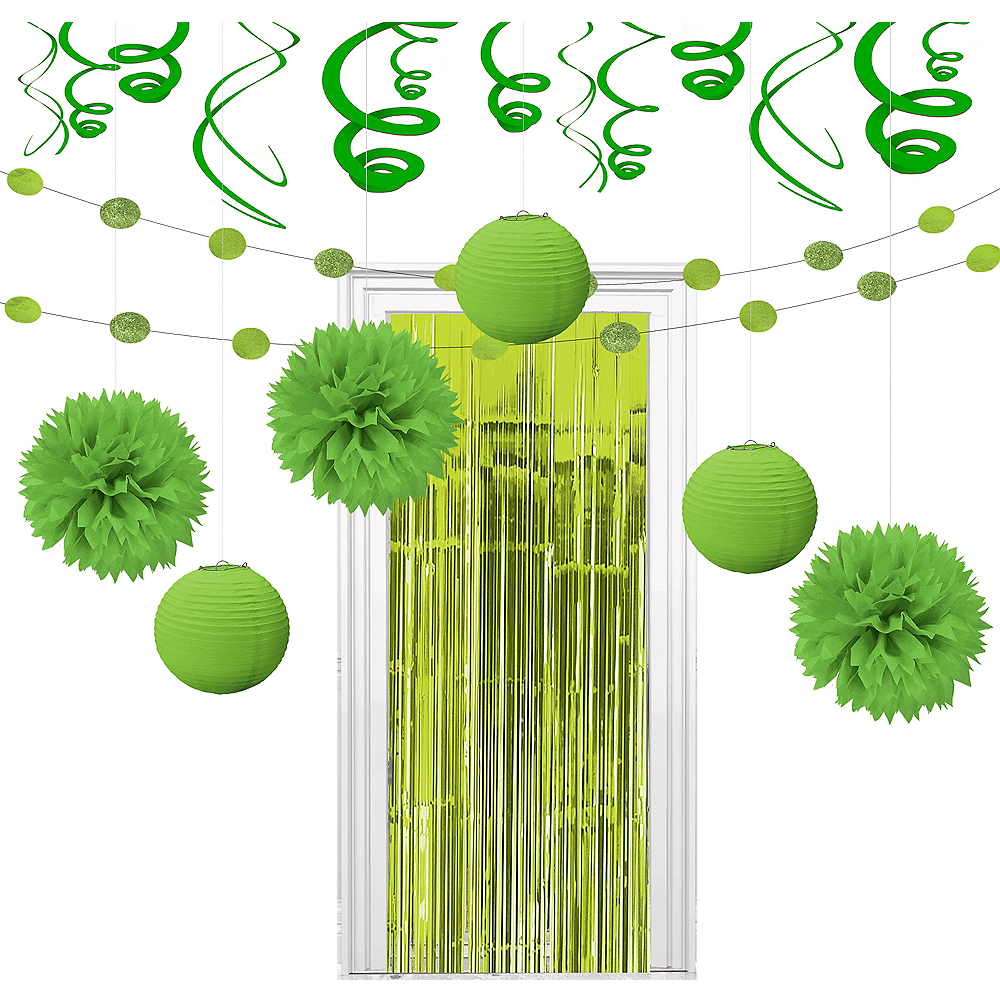 Super Kiwi Green Decorating Kit Image #1