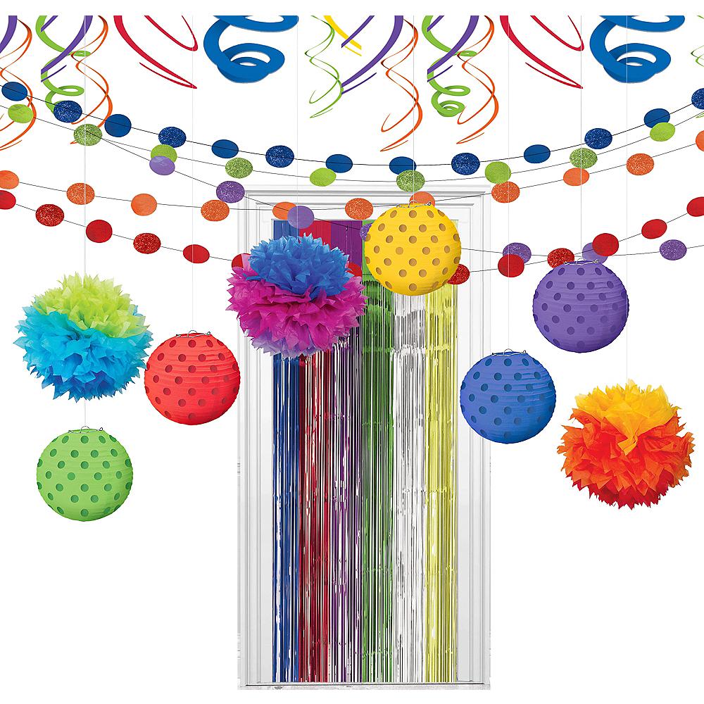 Super Rainbow Decorating Kit Image #1