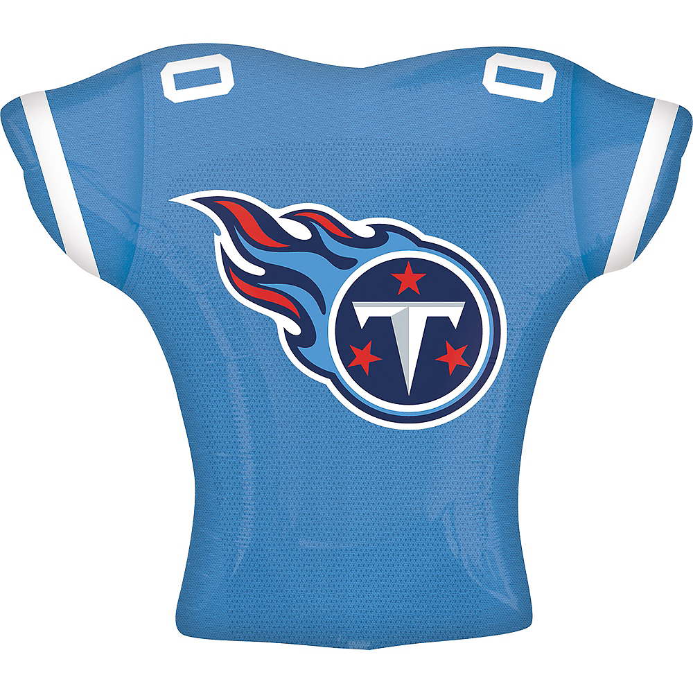Tennessee Titans Jersey Balloon Image #2