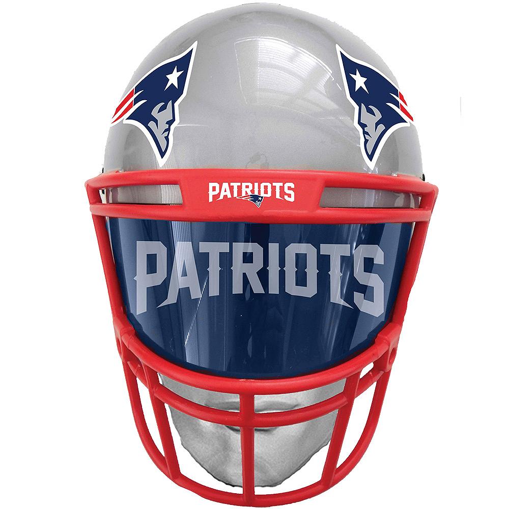 New England Patriots Helmet Fanmask Image #1