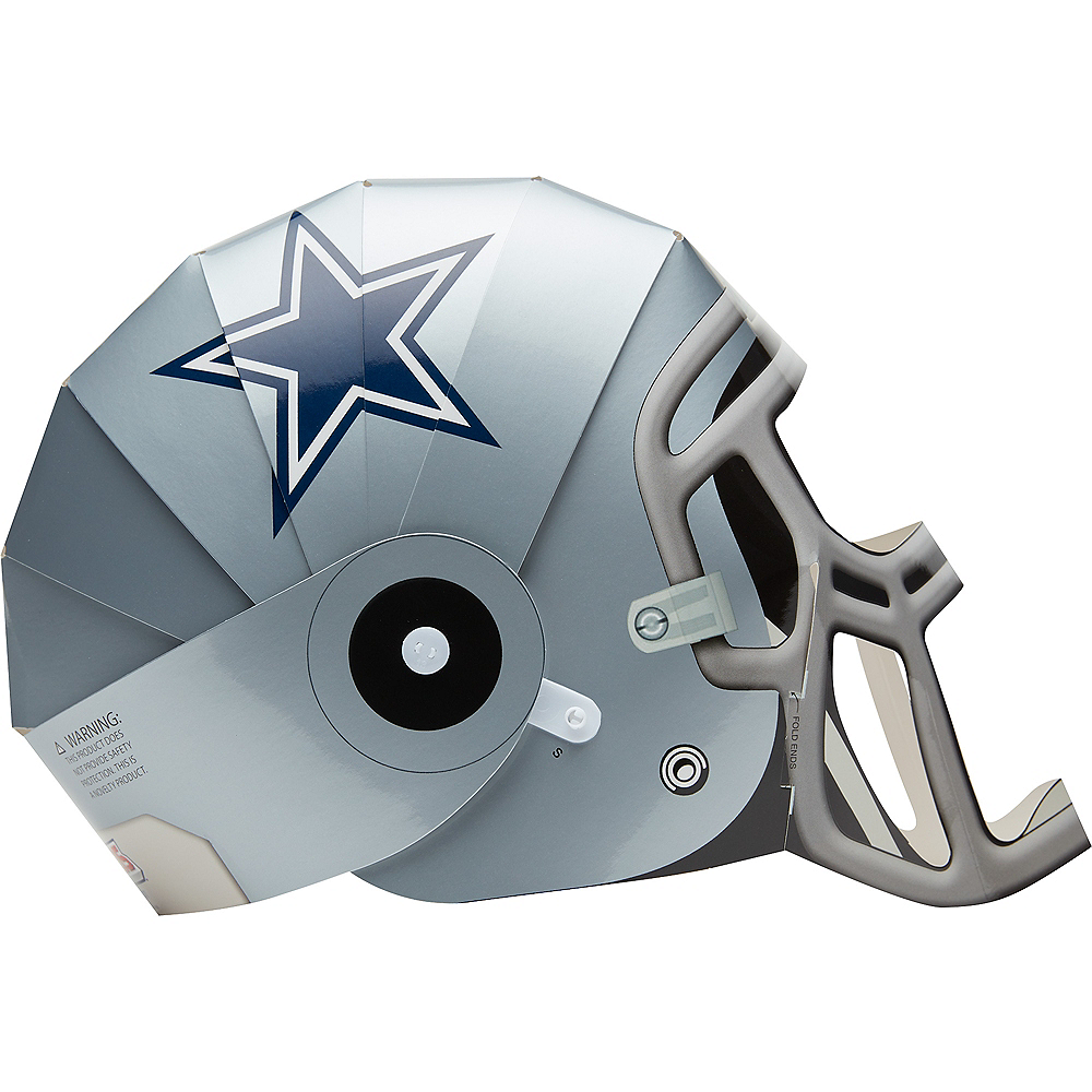 FanHeads Dallas Cowboys Helmet Image #2
