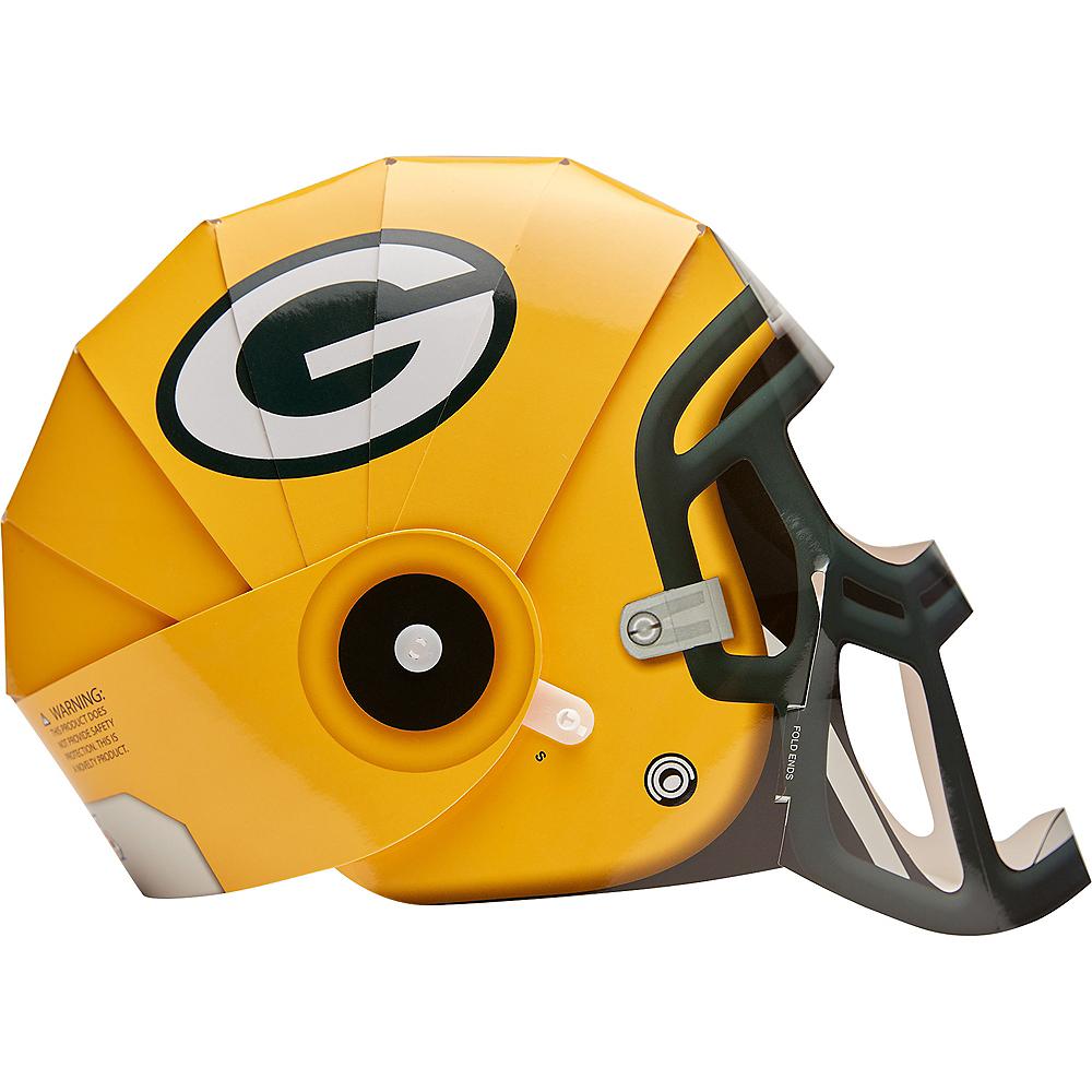 FanHeads Green Bay Packers Helmet Image #2