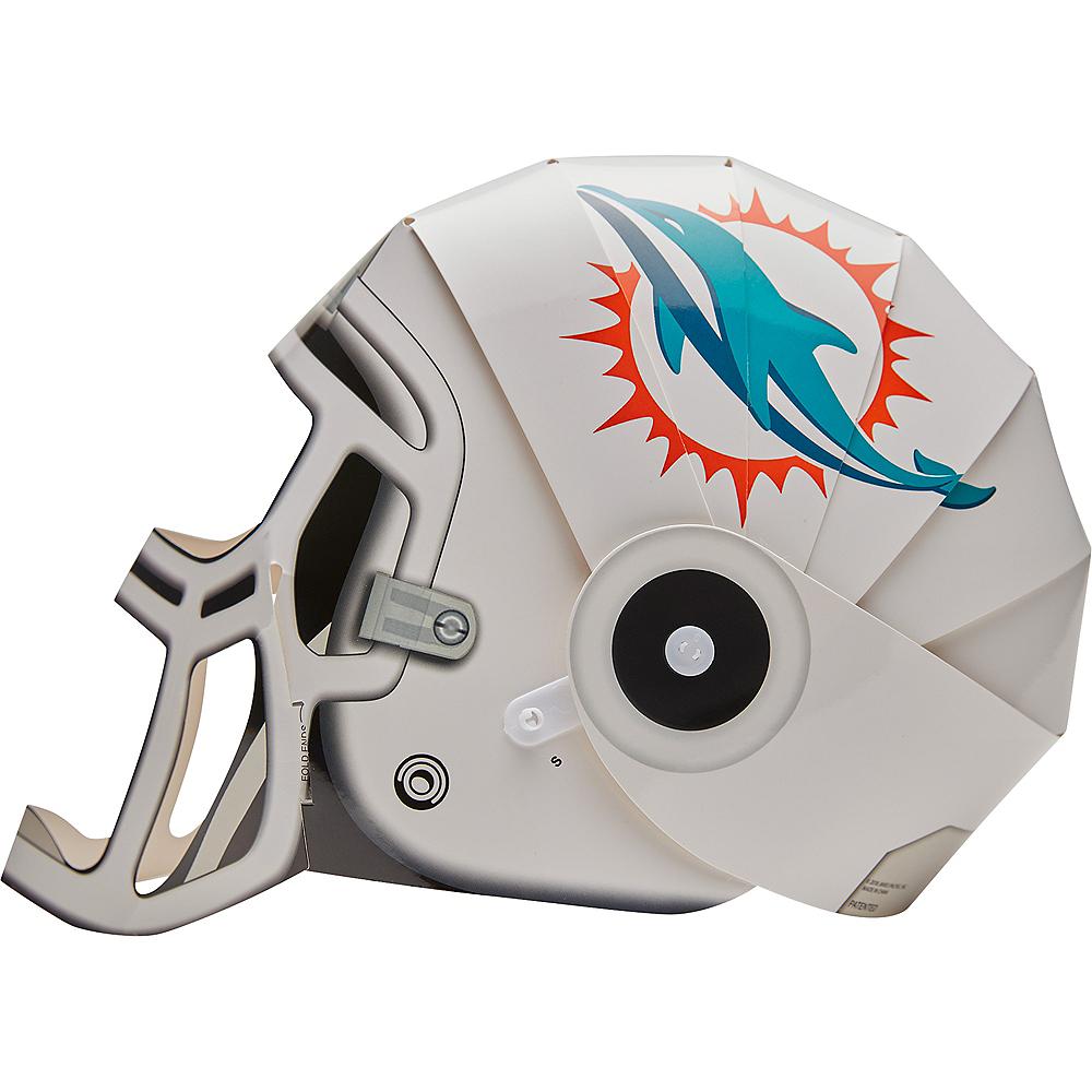 FanHeads Miami Dolphins Helmet Image #1