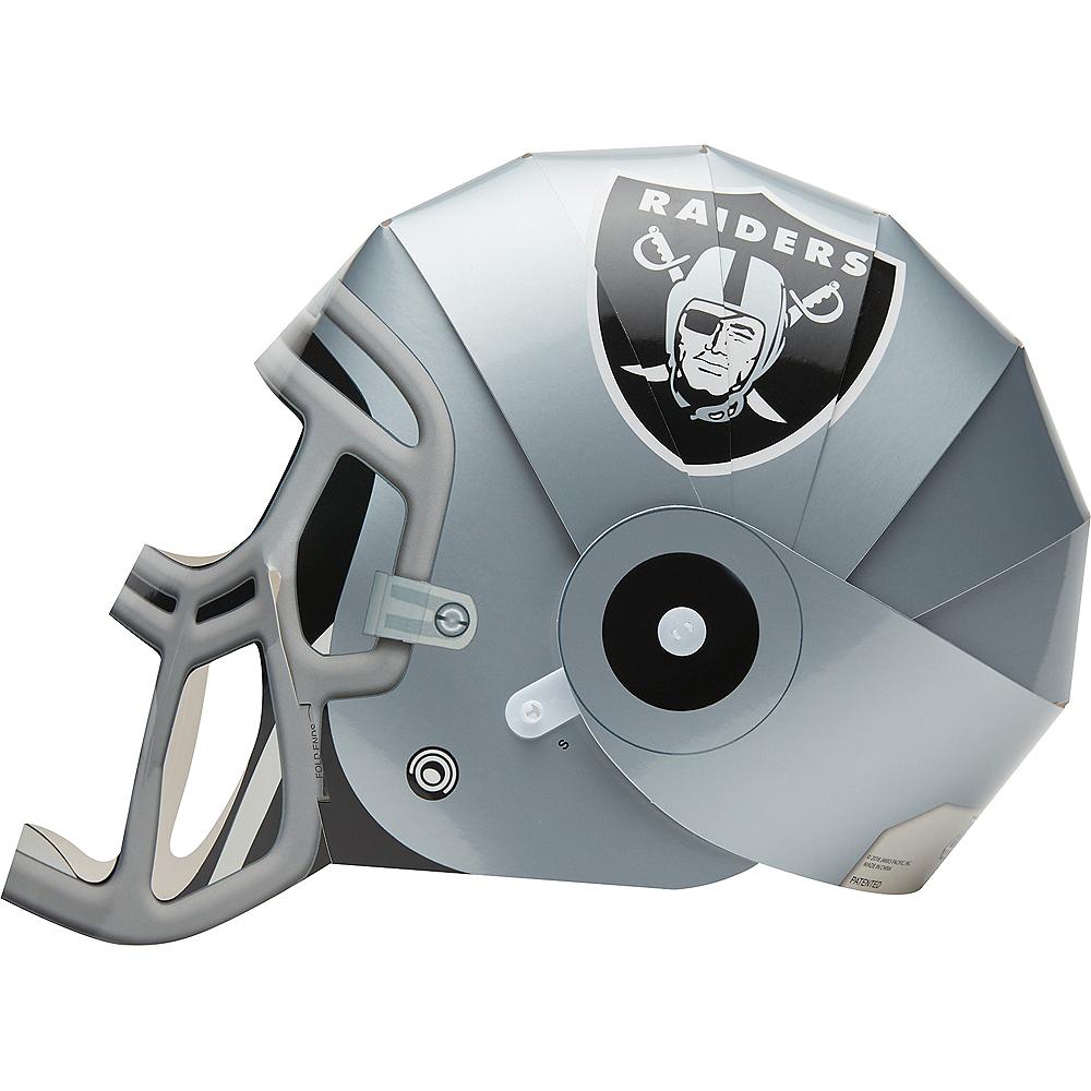 FanHeads Oakland Raiders Helmet Image #1