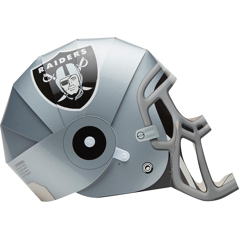 FanHeads Oakland Raiders Helmet Image #2