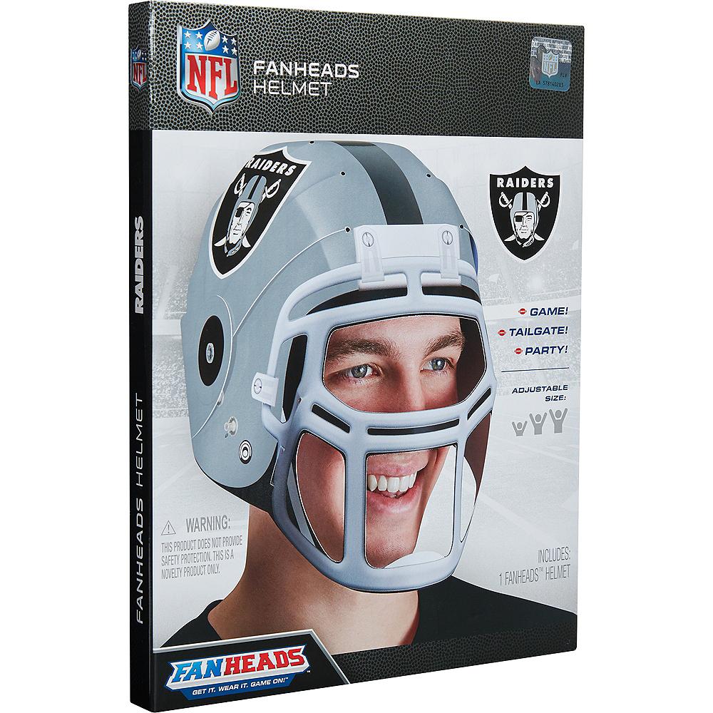 FanHeads Oakland Raiders Helmet Image #3