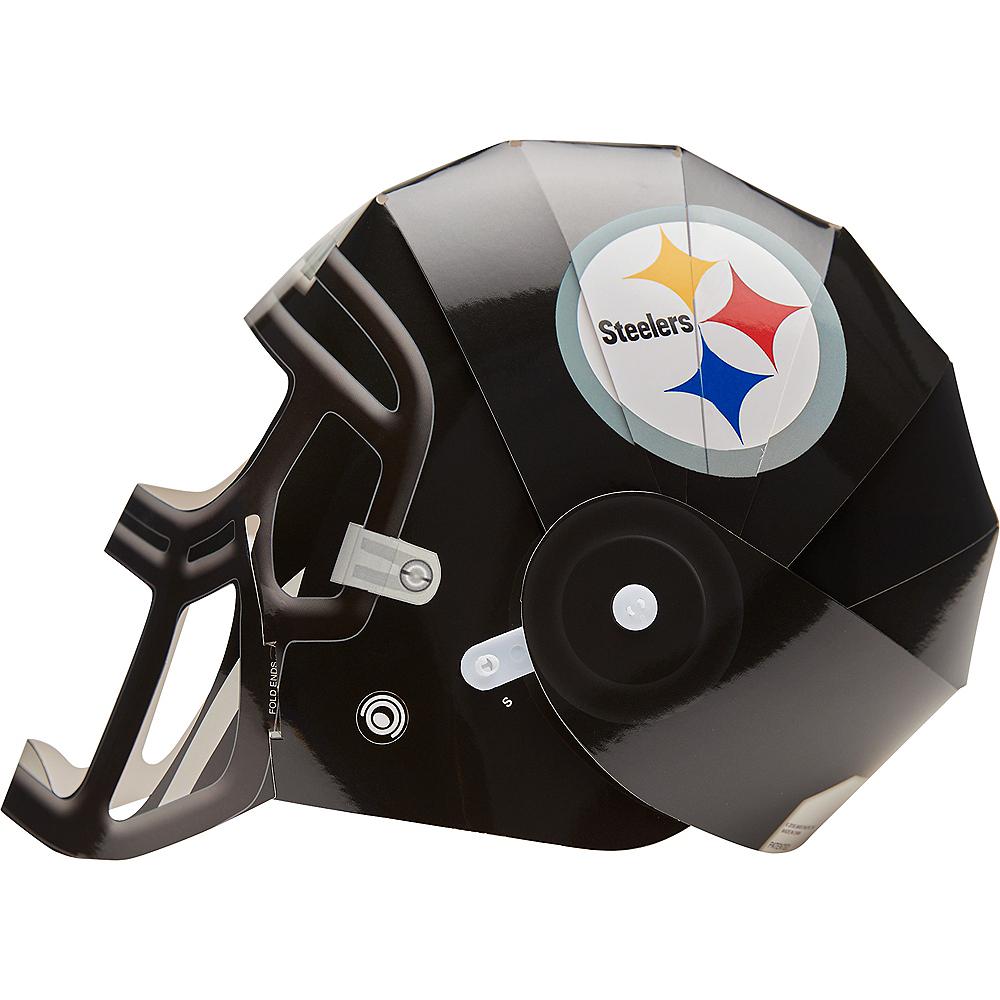 FanHeads Pittsburgh Steelers Helmet Image #1