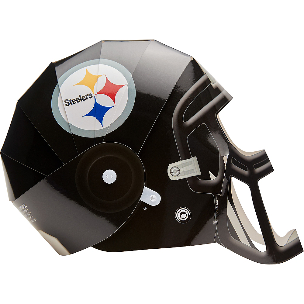 FanHeads Pittsburgh Steelers Helmet Image #2