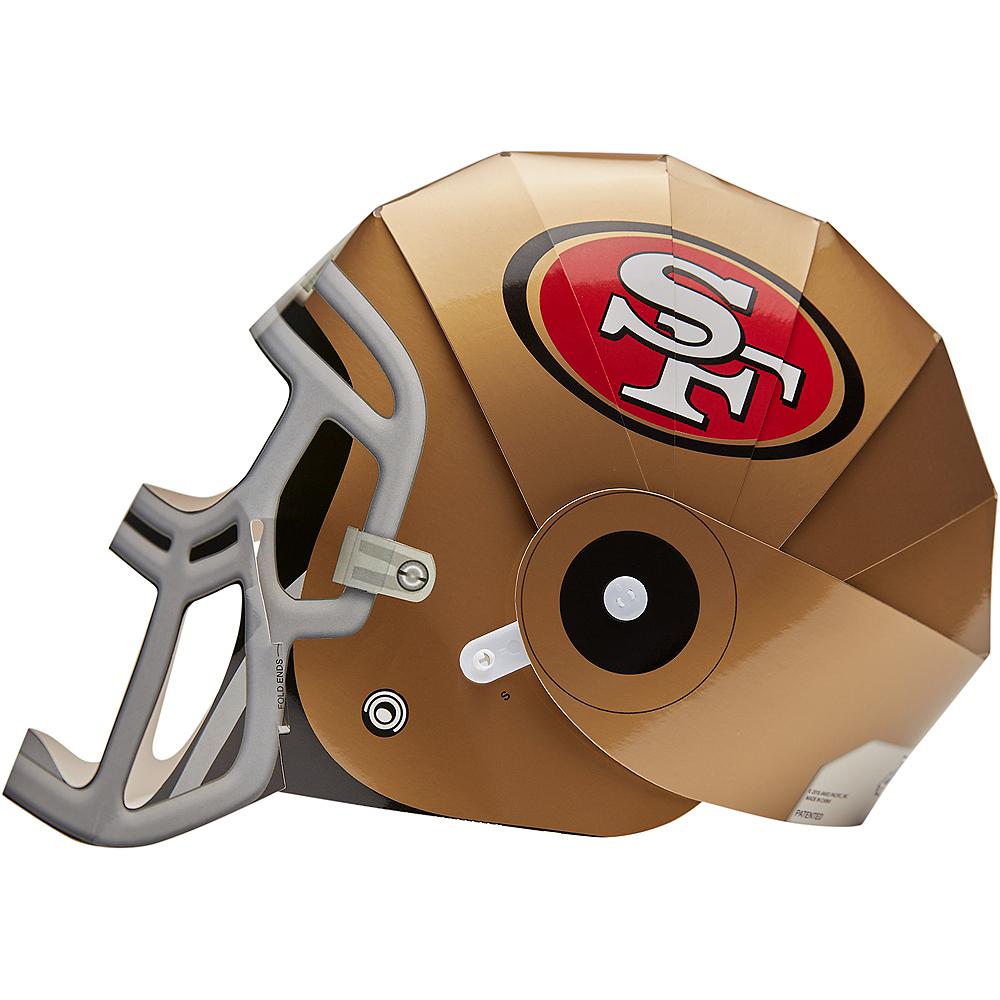 FanHeads San Francisco 49ers Helmet Image #1