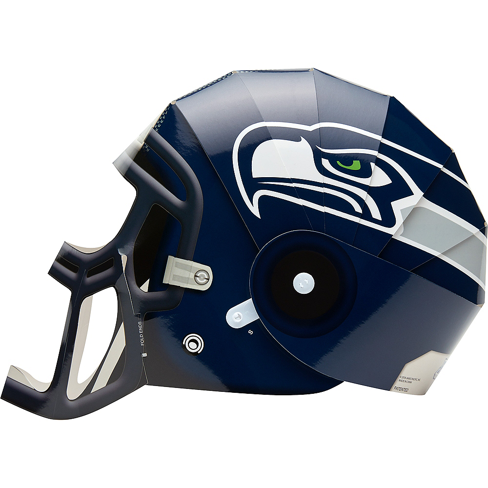 FanHeads Seattle Seahawks Helmet Image #1