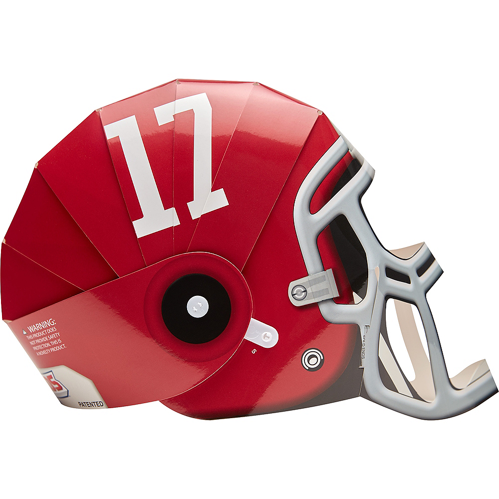 Nav Item for FanHeads Alabama Crimson Tide Helmet Image #2