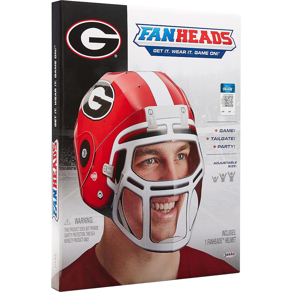 FanHeads Georgia Bulldogs Helmet Image #3