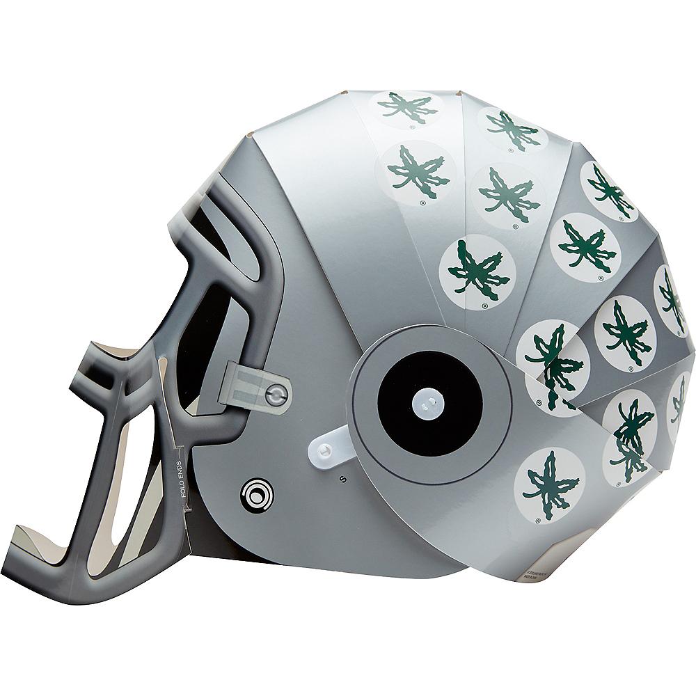 FanHeads Ohio State Buckeyes Helmet Image #1