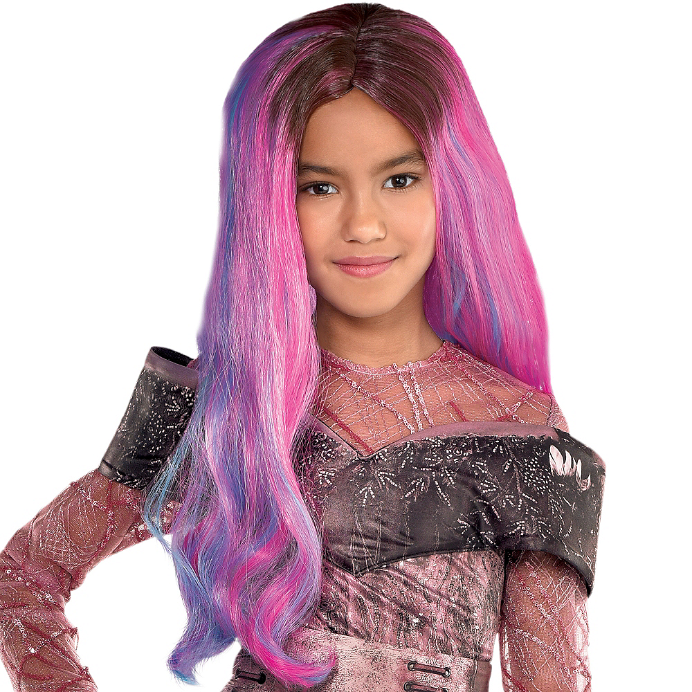 Child Audrey Wig - Descendants 3 Image #1