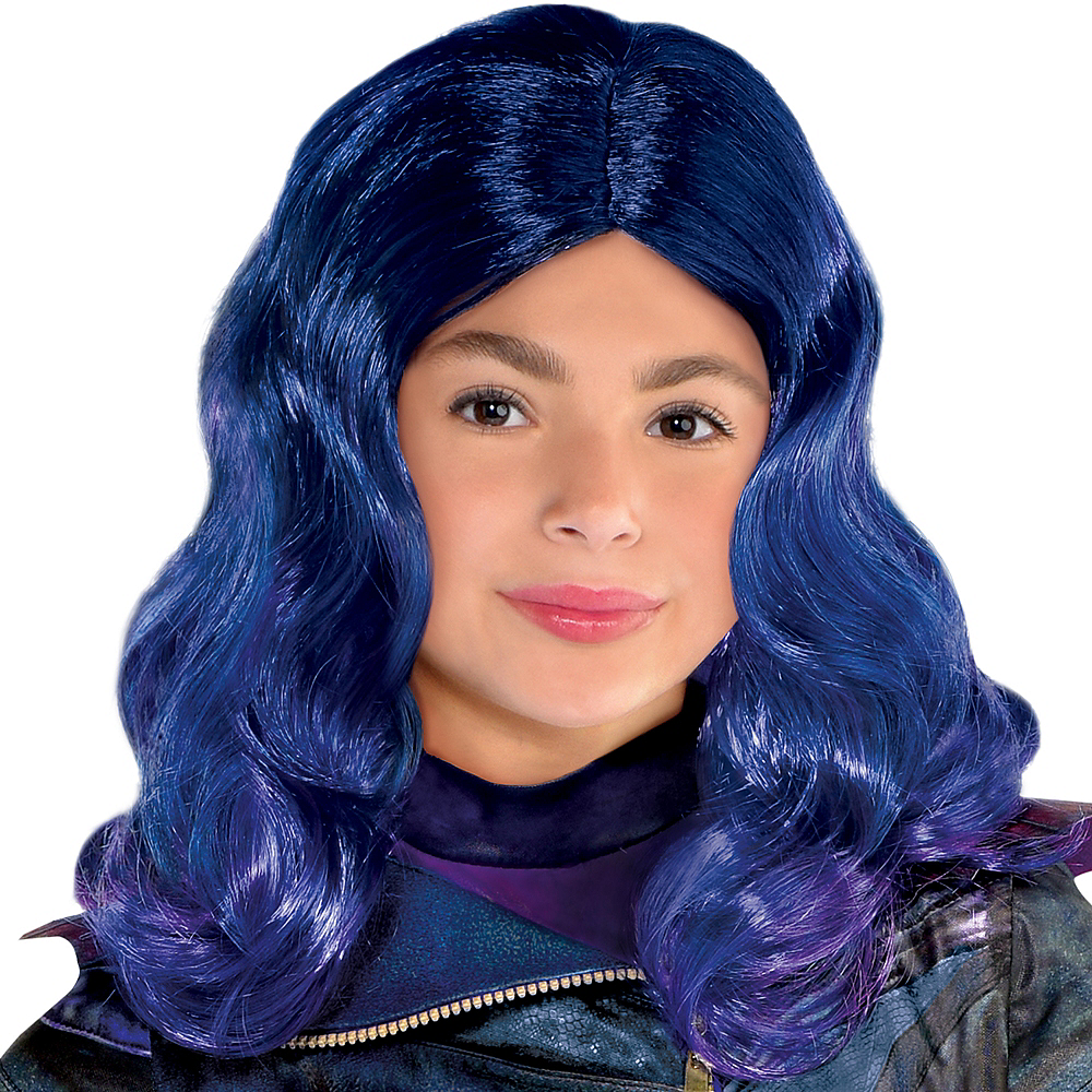 Child Mal Wig - Descendants 3 Image #1