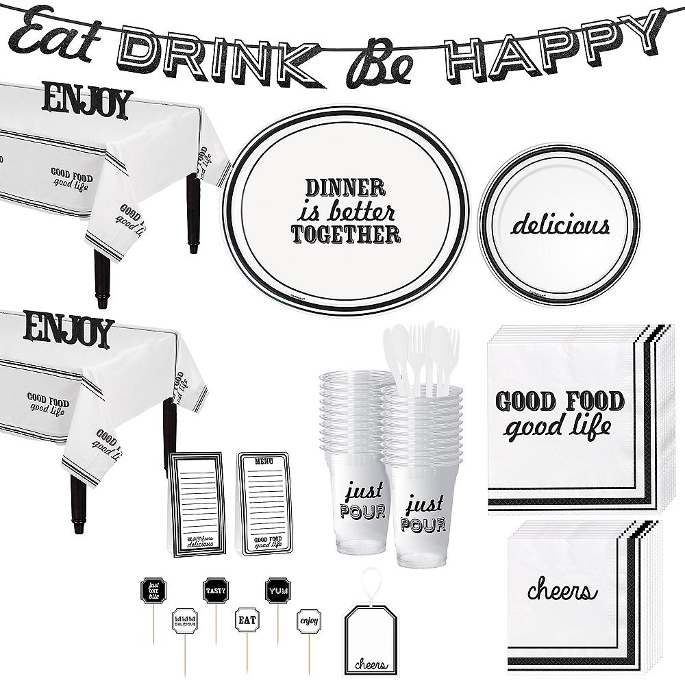 Super Eat & Enjoy Party Kit for 16 Guests Image #1