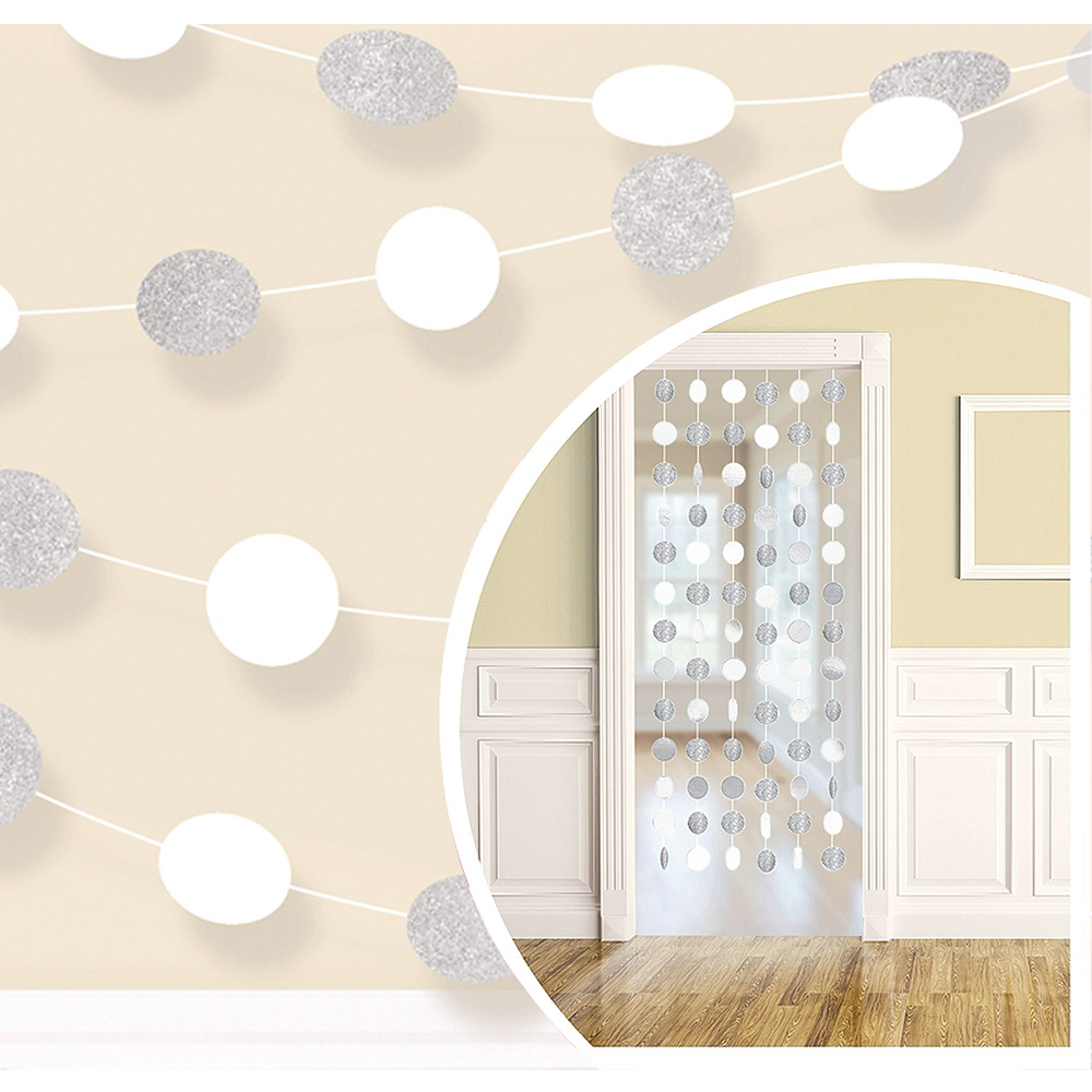 White Honeycomb Decorating Kit Image #2
