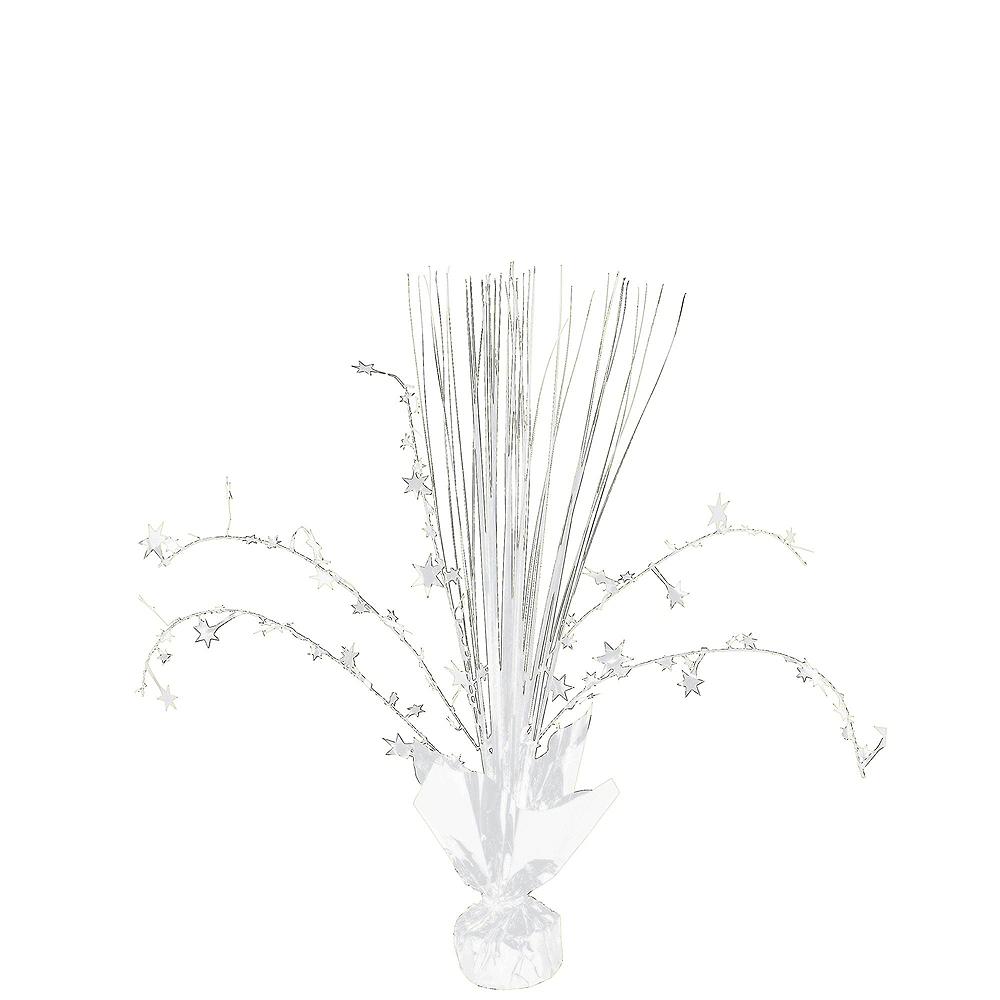 White Honeycomb Decorating Kit Image #4