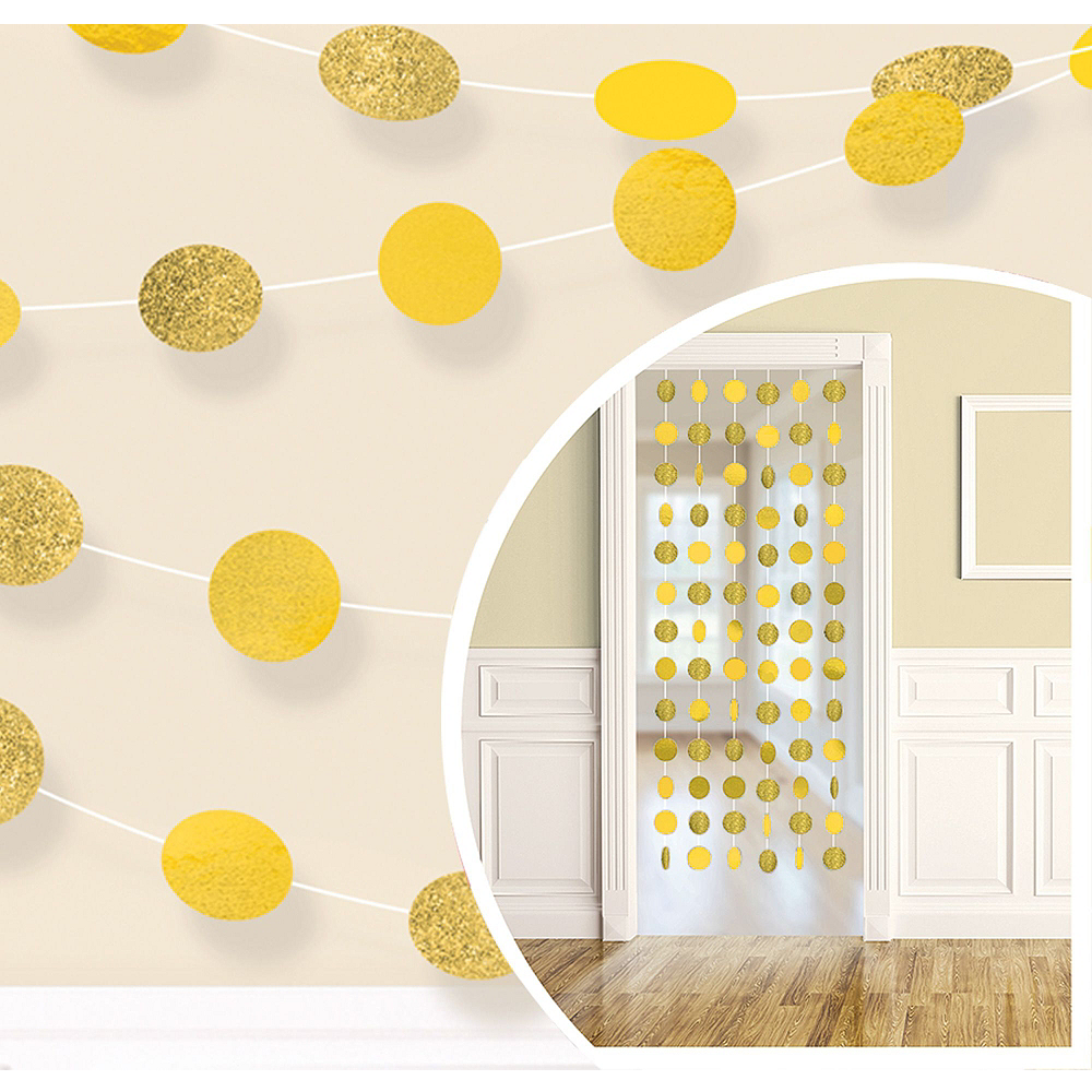 Nav Item for Yellow Honeycomb Decorating Kit Image #2