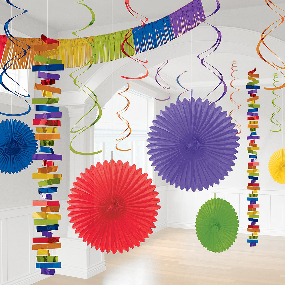 Rainbow Dot Decorating Kit Image #3