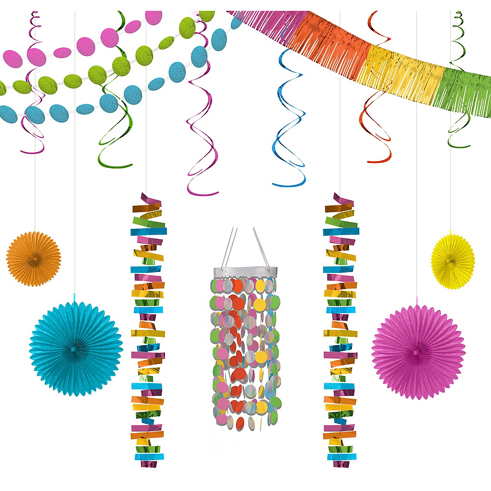 Multicolor Dot Decorating Kit Image #1