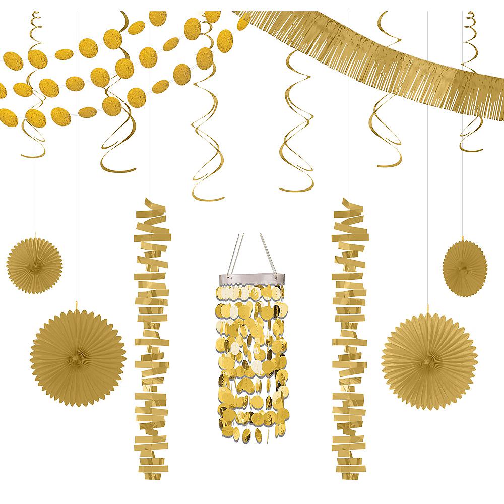 Gold Dot Decorating Kit Image #1