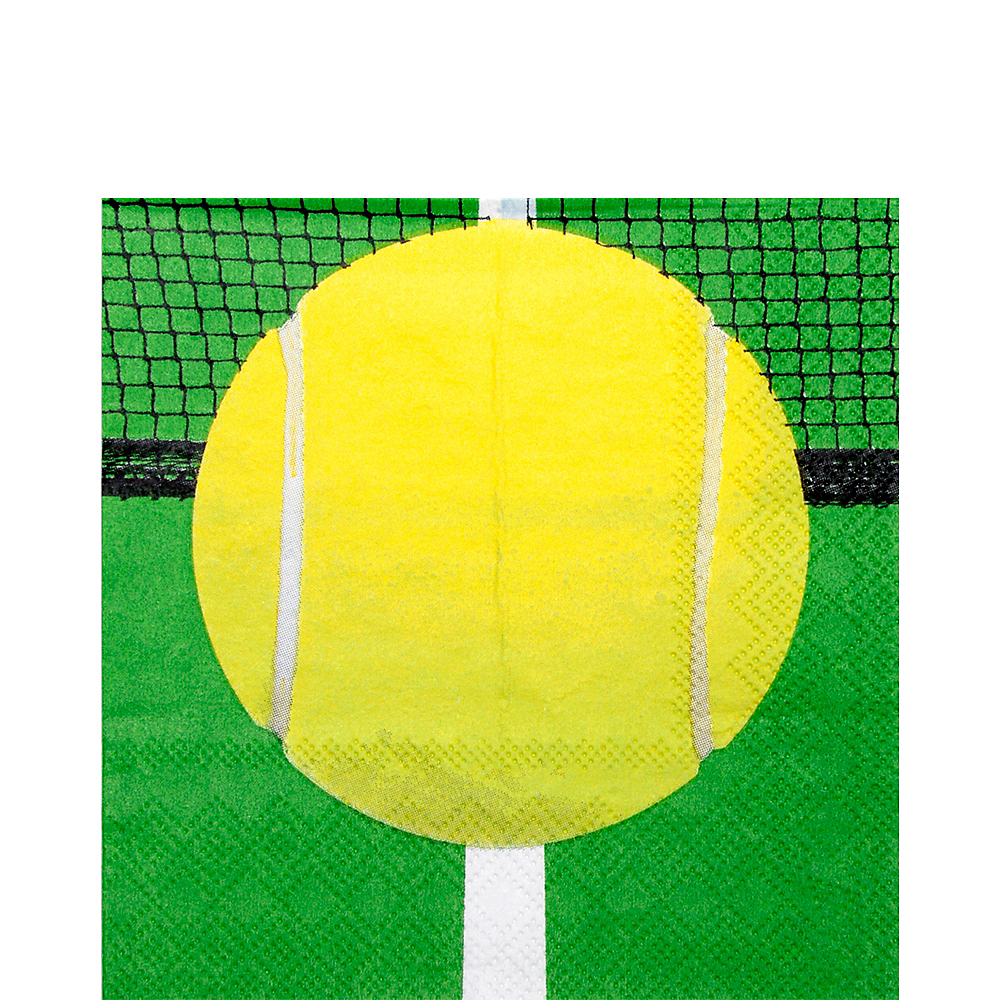 Tennis Ball Lunch Napkins 16ct Image #1
