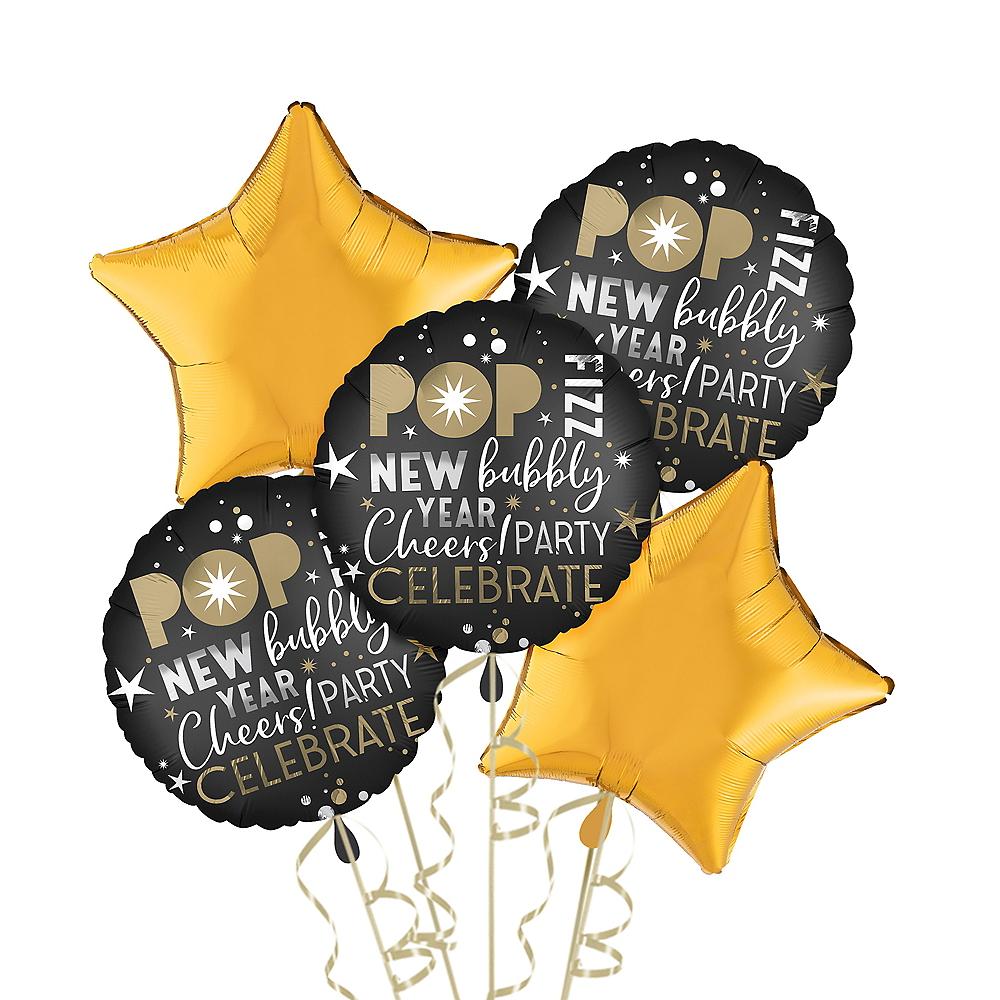 Celebrate New Year's Eve Balloon Kit Image #1
